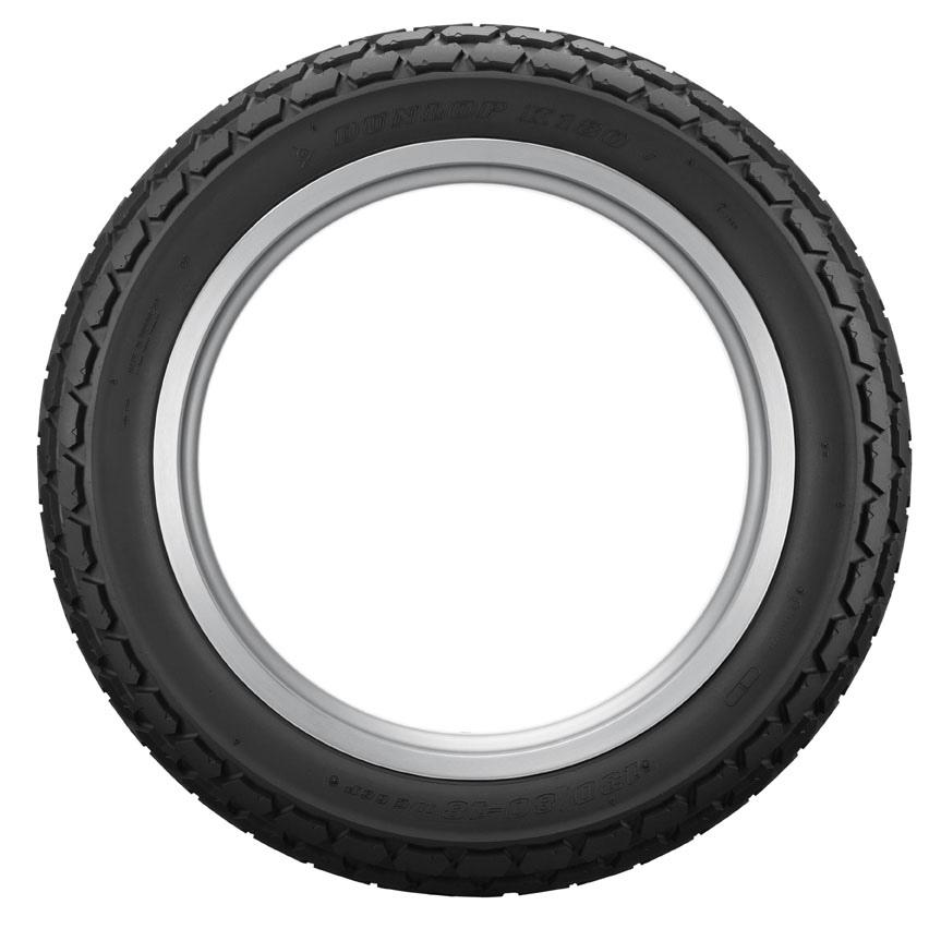 Моторезина Dunlop K180 для минимото и скутеров