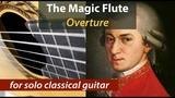 The Magic Flute Overture by W. A. Mozart, arr. Emre Sabuncuoglu