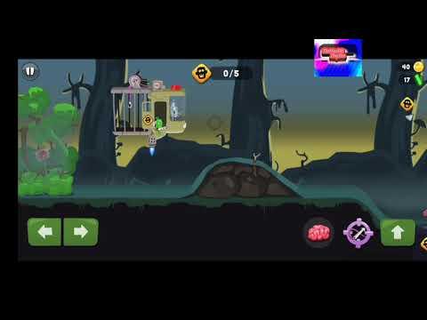 Обзор игры на андроид: Zombie Catchers