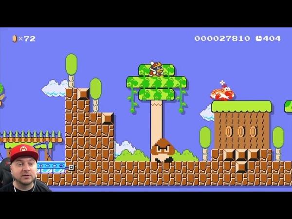 Super Mario Maker: игры-косплееры