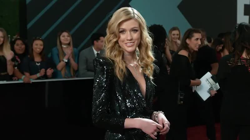 Katherine McNamara from E! News