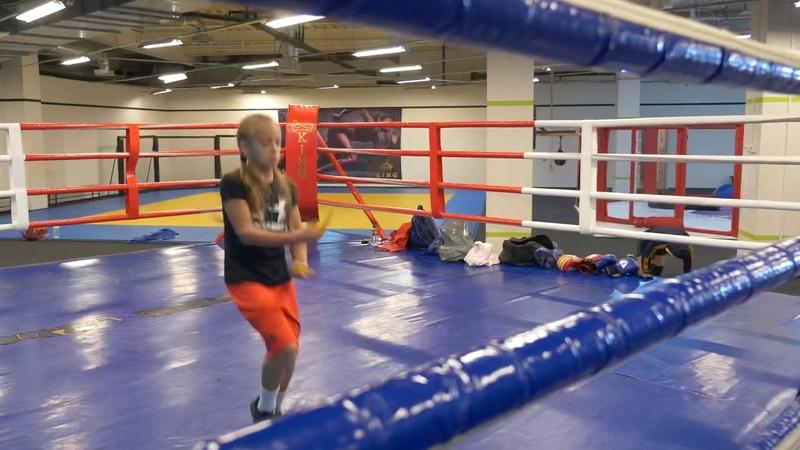 Kira Makogonenko boxing motivation