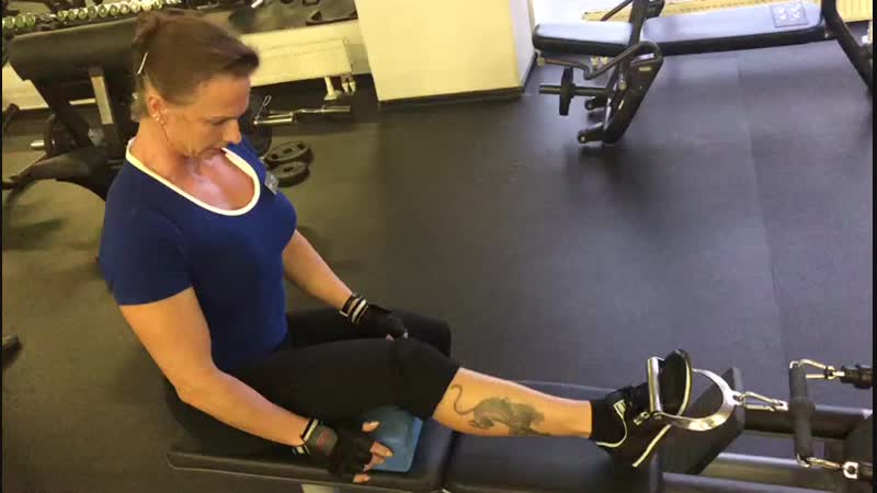 большеберцовая мышца