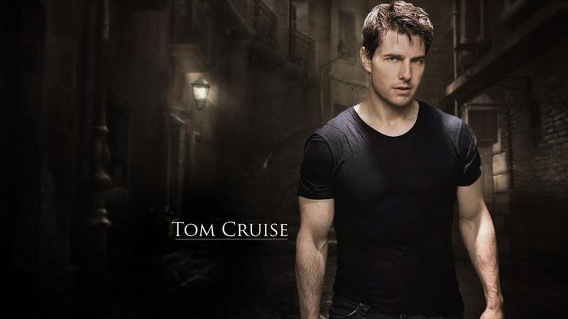 Том Круз Биография история начало карьеры романы увлечения .