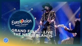 Waylon - Outlaw In Em - The Netherlands - LIVE - Grand Final - Eurovision 2018