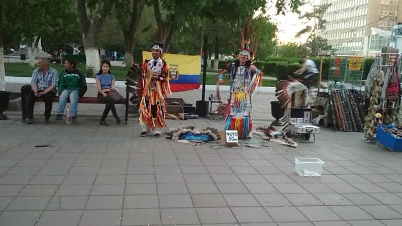 Эквадорцы в Оренбурге 2