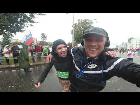 Пермский международный марафон - бегу 10 км (Asics рулит)
