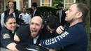 Hachnosas Sefer Torah Ends In NYPD Making Arrests
