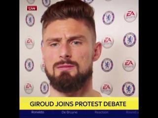 Реакция игроков Челси на рейтинг в FIFA 19
