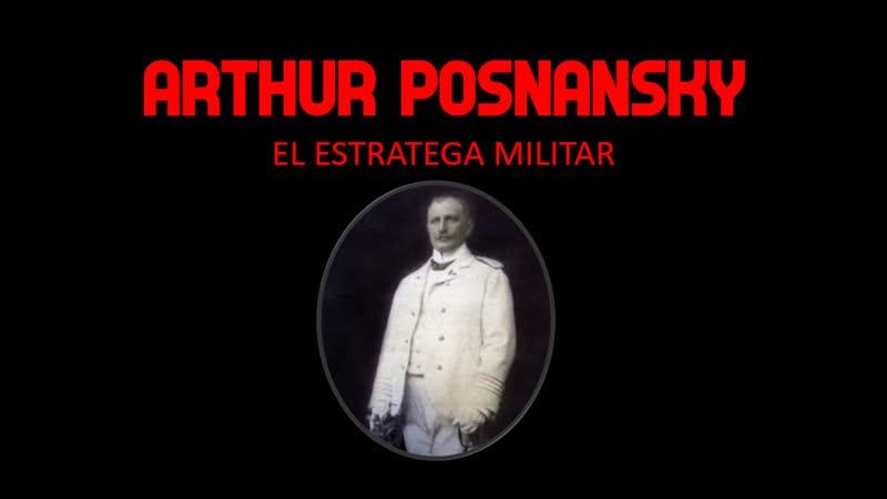 LA VIDA DE ARTHUR POSNANSKY MAGISTRAL DISERTACIÓN