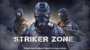 Striker Zone 3D Online Shooter android game first look gameplay español