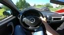 2012 Renault Logan 1.4L (75) POV Test Drive