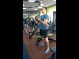 Персональная тренировка от Владимира Свистунова