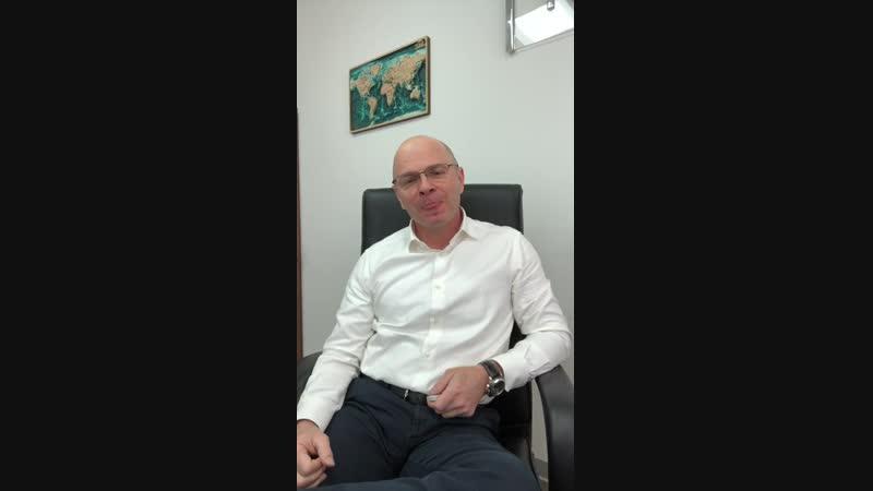 Михаил Кузнецов приглашает поговорить о хаосе в бизнес-процессах и как его избежать