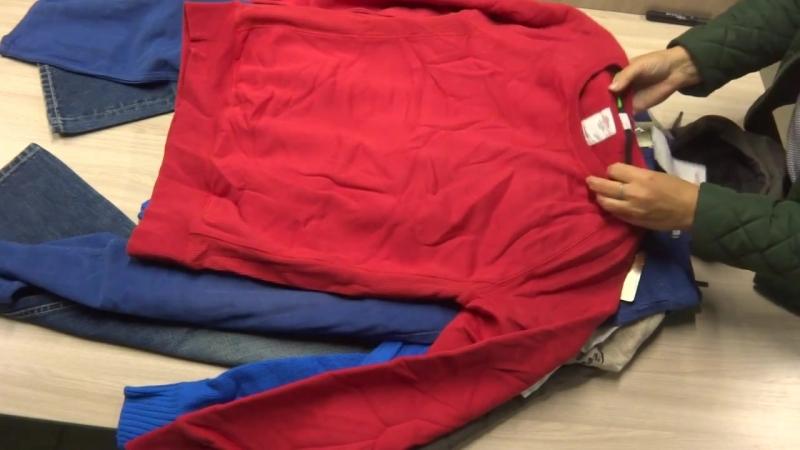 Tom Tailor SOliver зимняя мужская одежда