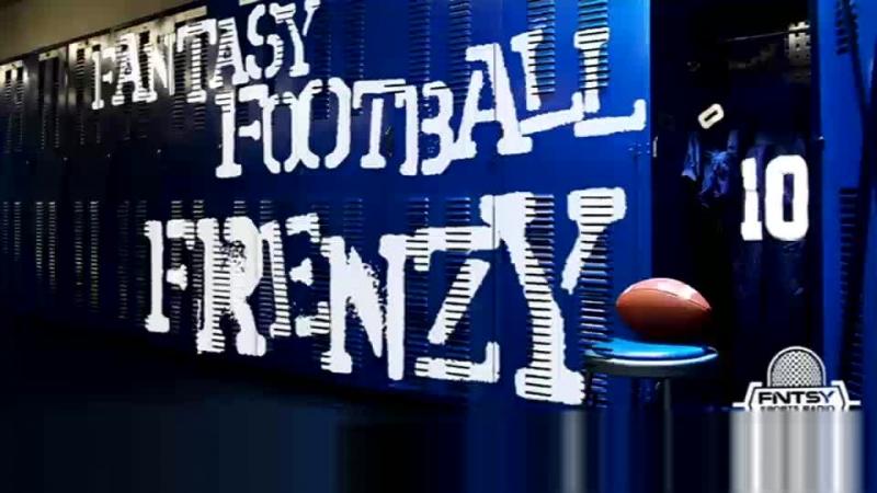 Fantasy Football 2018: Carton & Friends GST Draft Recap | Frenzy Ep 151