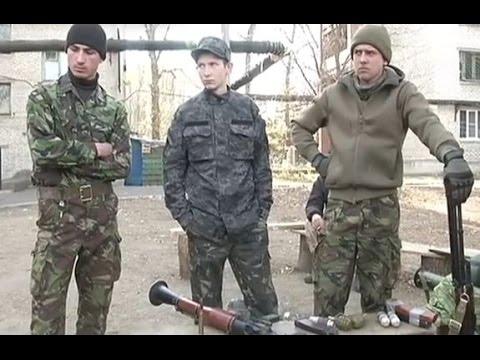 Бойцы 32-го блокпоста, вышедшие из окружения, дали первое интервью