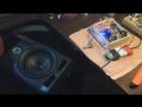 TPA3116D2 Class-D Amplifier DLC TEST