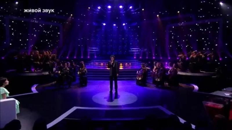 Ruslan Alehno — Andrea Bocelli «Con te partirò»