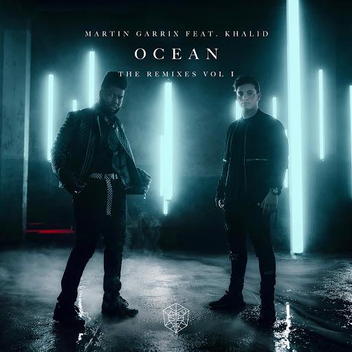 Martin Garrix альбом Ocean (Remixes Vol. 1)