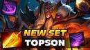 Topson Invoker with Radiance NEW SET Dota 2