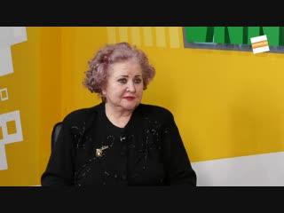 Вдова ректора НовГУ Владимира Сороки: видеоинтервью с Еленой Михайловой 5.02.2019