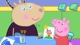Peppa Pig New Episodes - Playgroup Star - Kids Videos