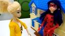 Слайм для Антибаг Игры для детей с Леди Баг