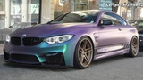 BMW M4 with 600HP & Akrapovic Exhaust by PP Performance   INSANE Sounds!