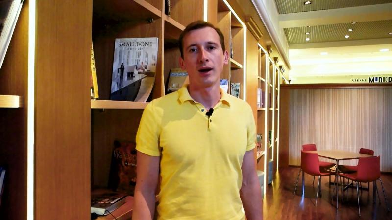 Egor Moskvin's invitation
