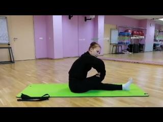 SLs Эффективные упражнения для шпагата