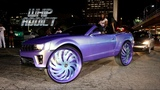 WhipAddict Wild Night at The Varsity After the V103 Car And Bike Show 2018, Custom Cars, Burnouts