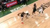 Chris Paul's Nasty Crossover on DJ Wilson - Rockets vs Bucks March 26, 2019 2018-19 NBA Season