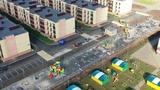 Динамика строительства ЖК Царево Village (октябрь, 2018)