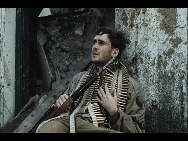 Saving Privet Ryan (1998 movie clip) The Germans keep coming