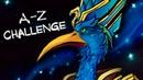 THOTH: [A-Z] Challenge   [А-Я] Челлендж   Grandmaster Ranked Duel 1x1