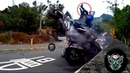 Hectic Road Bike Crashes Motorcycle Mishaps 2018 [Ep. 59]