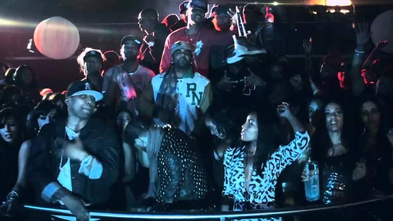 Maino Swizz Beatz, Jim Jones, Jadakiss, Joell Ortiz - We Keep It Rockin' (Official Music Video 15.03.2011)