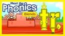 Meet the Phonics Blends - tr