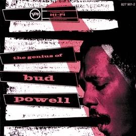 Bud Powell альбом The Genius Of Bud Powell