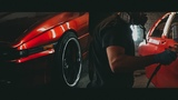 Шпаклевка Победы V8  Toyota Supra 70