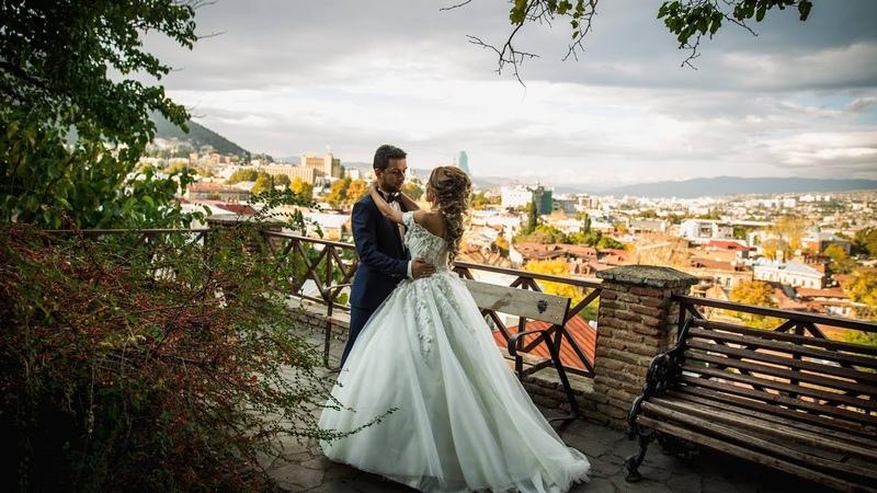 Sandro Mari Wedding (ძალიან ლამაზი ქორწილი)
