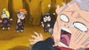 Rock Lee and Guy Sensei join the Akatsuki, Pain gets Mocked Naruto SD Funny Scene ENG SUB