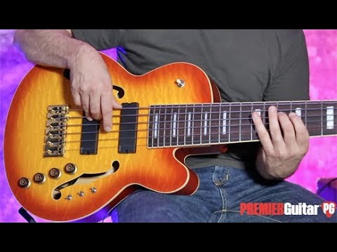 Review Demo - Ibanez TCB1006 Stephen Thundercat Bruner Signature
