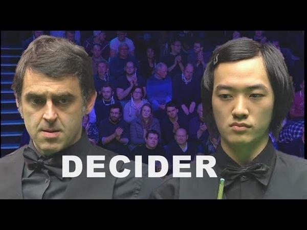 DECIDER O'Sullivan v Akani [LI6] 2017 UK Championship