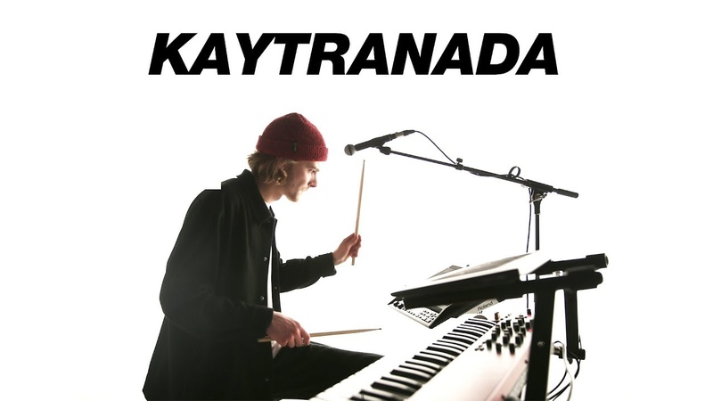 Kaytranada Syd - You're The One by Stereo Honey   COVERS