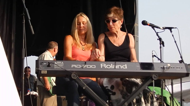 Honey Piazza Marcia Ball - Four Hand Boogie