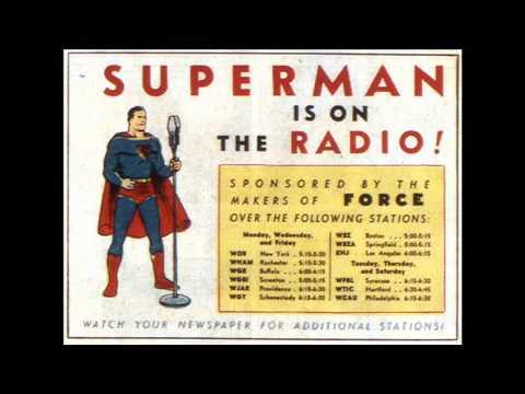 The Adventures of Superman (1940) Episode 2 Clark Kent, Reporter