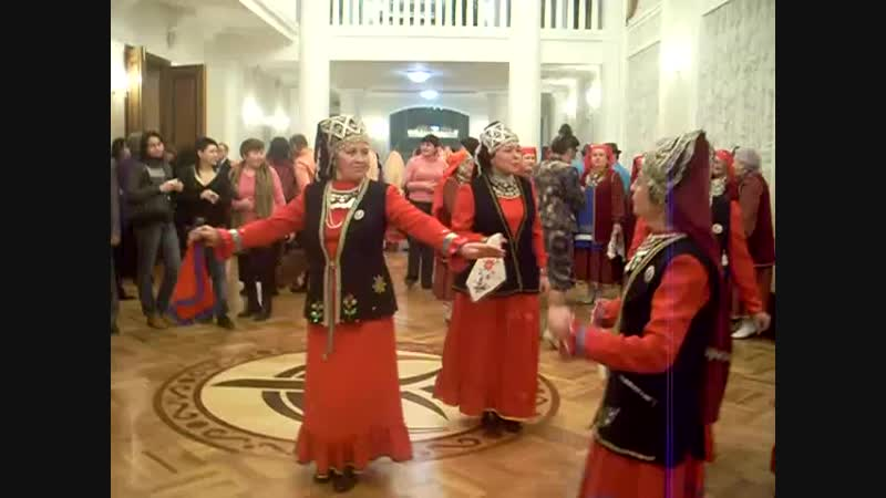 Тубэн Кама Сурэкэ керэшен фольклор ансамбле