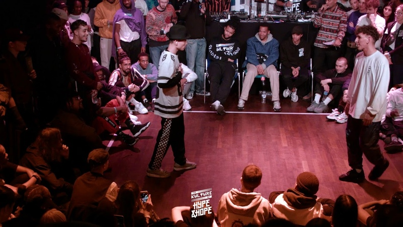 CHARMANT VS B-SMART | SEMI FINAL HIPHOP | THE KULTURE OF HYPEHOPE | WATER EDITION 2019 S3